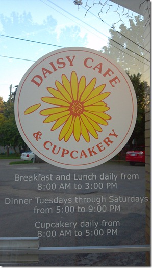 20120516 194056 950 thumb Daisy Cafe & Cupcakery  Restaurant Review